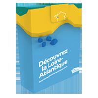 Coffret dossier de presse tourisme en Loire-Atlantique